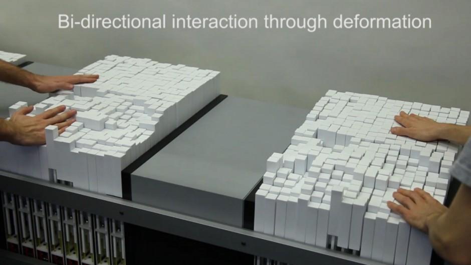 ¿Podemos telecontrolar objetos tridimensionales?