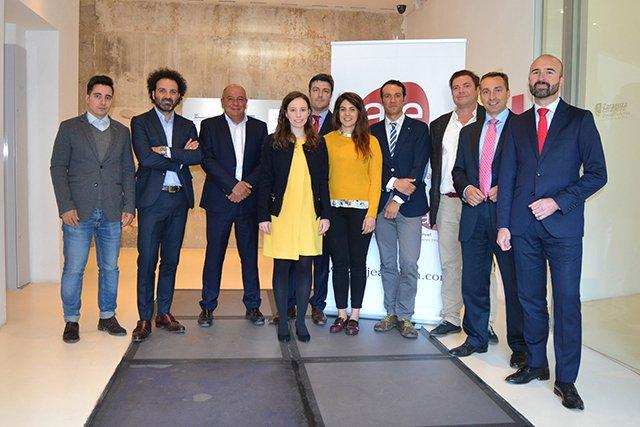 Atria Innovation Comite de Innovación de AJE Aragon 2017