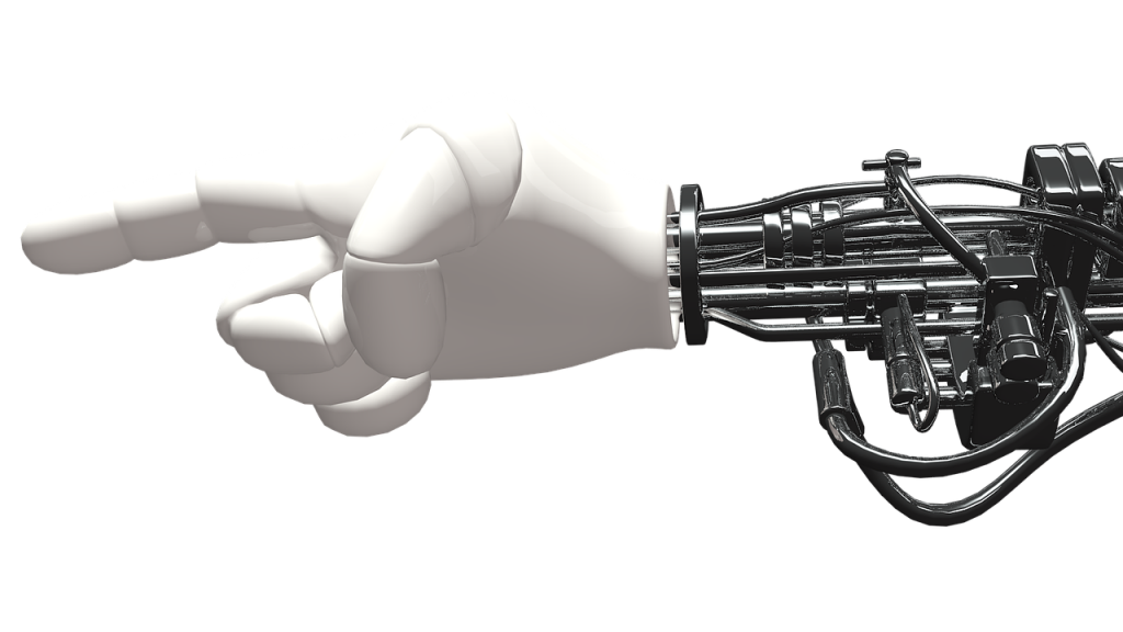 amenaza de la robotica e inteligencia artificial para ello empleo