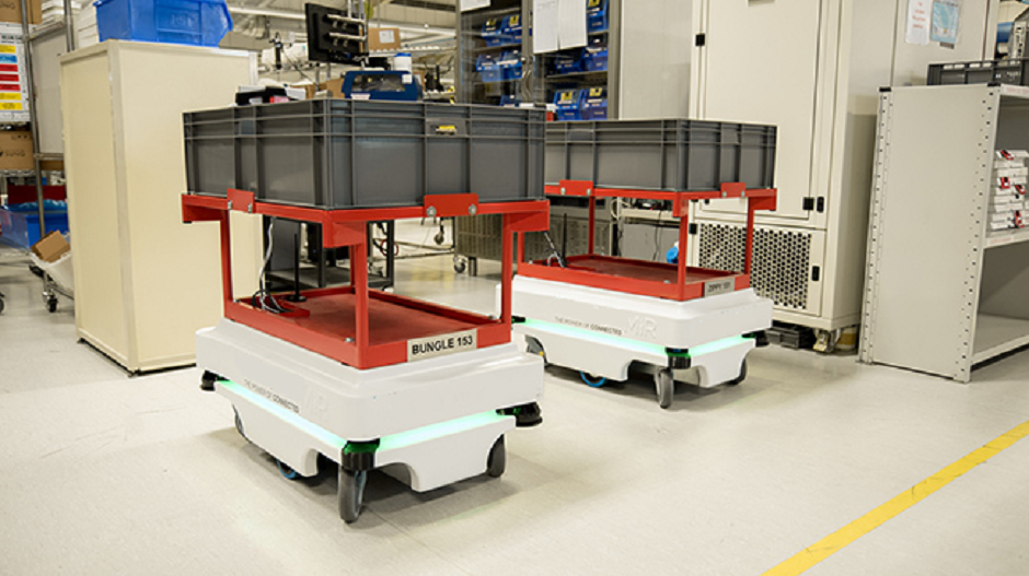 AGVs, Automated Guided Vehicles, still do not know what they are?