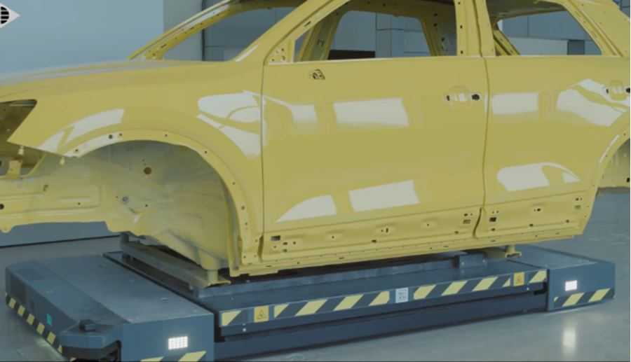 Audi Factory of Future